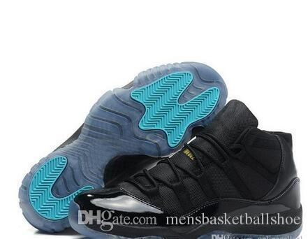 Gamma Blue Xi Basketball Shoes Men Womens New Fashion Sports Shoes Discount Good Quality 11s (xi) Bred Concord Space Jam Legend Sneakers
