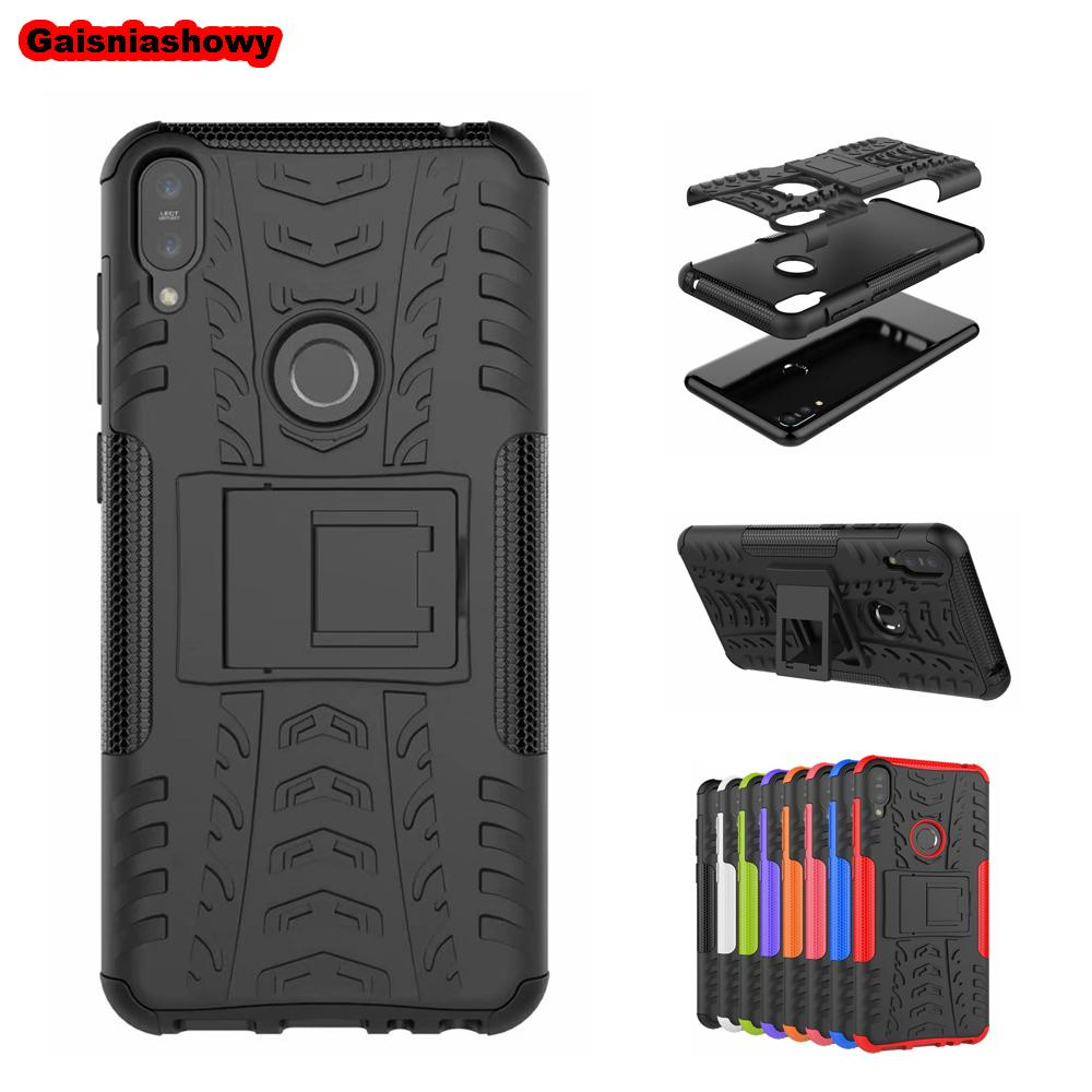 info for 87319 3123a Case For Asus Zenfone Max Pro M1 Zb601kl Zb602kl Shockproof Armor Hard Pc  Silicone Phone Case Cover Shell Coque
