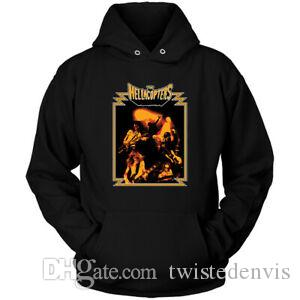 HELLACOPTERS HOODIE BlaPrint All Size