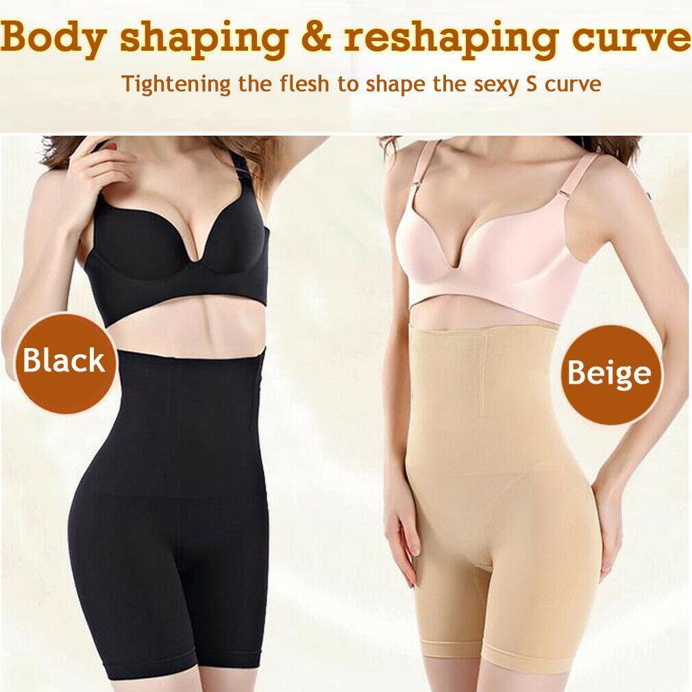 8120d14ad5ff1 2019 Newest Hot Women s High Waist Slim Control Panties Body Shaper ...