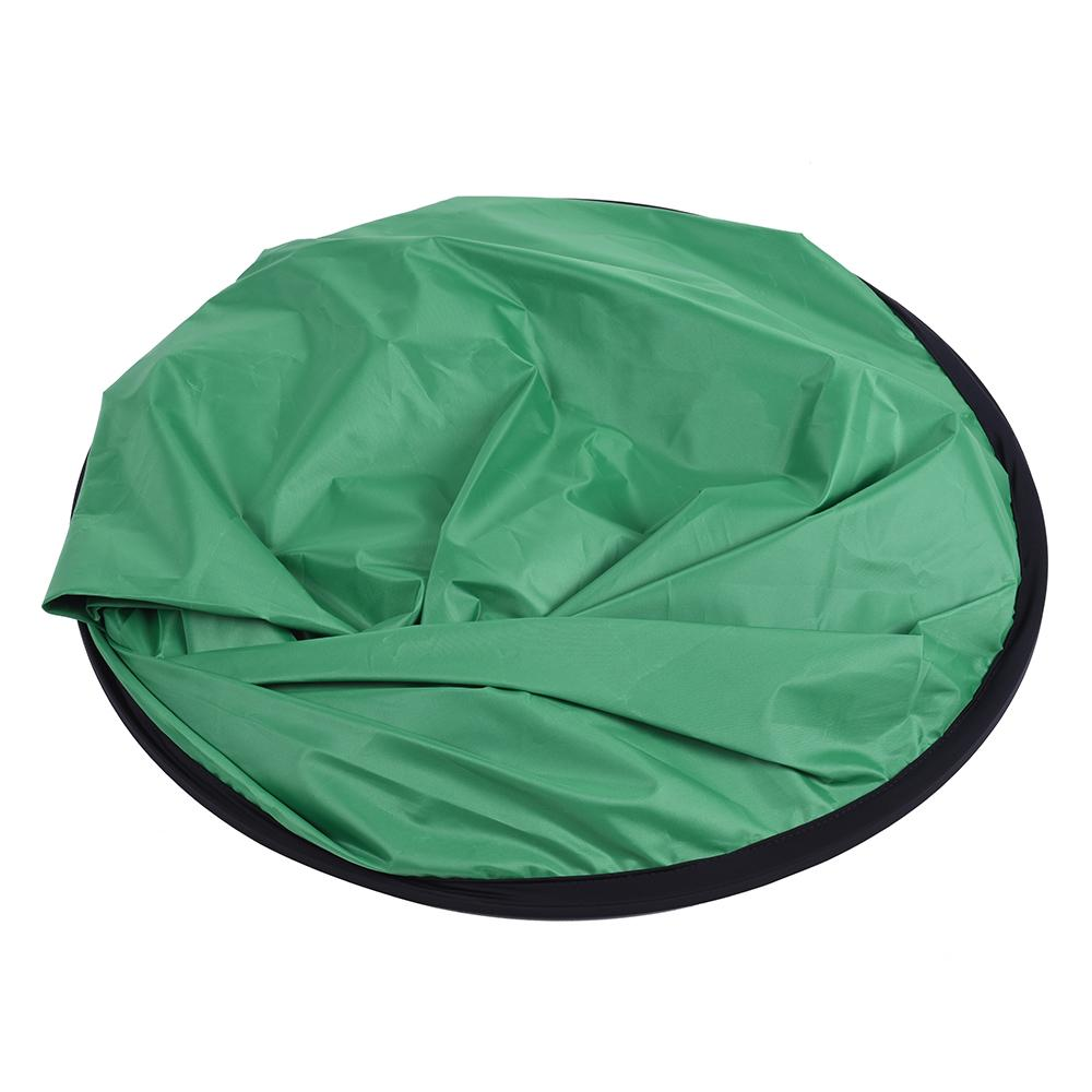1.5*2.0m Reflector Collapsible Nylon Blue&Green 2in1 Backdrop Background Panel for Photo & Video Studio Photography