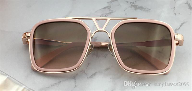 ea324b75fa Compre Louis Vuitton LV0947 Gafas De Sol Para Mujer Diseñador De La ...