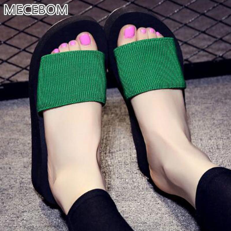 77c14c91f803 Summer Non-slip Sandals Female Slippers For Women Flip-flop Sandals  Platform Indoor Flip Flops Slippers Sandals Hot Sale H4w Online with   33.42 Piece on ...