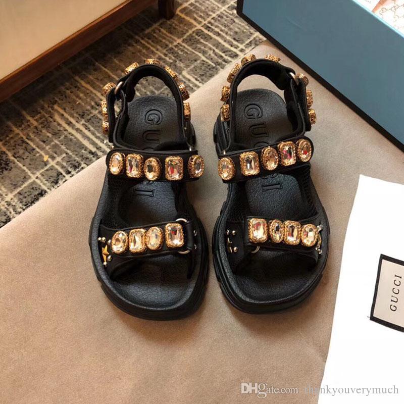 1620a437b5ad 2019 Men S Flip Designer Sandals Flip Flops Fashion Luxury Designer Brand  Men And Women Summer Slippers Size 35 45 11023 Sandels Sparx Sandals From  ...