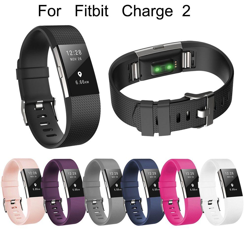 Für Fitbit Charge2 Armband Armband Für Fitbit Ladung 2 Band Strap Bunte Armband-armband Ersatz Smart Band Zubehör Unterhaltungselektronik