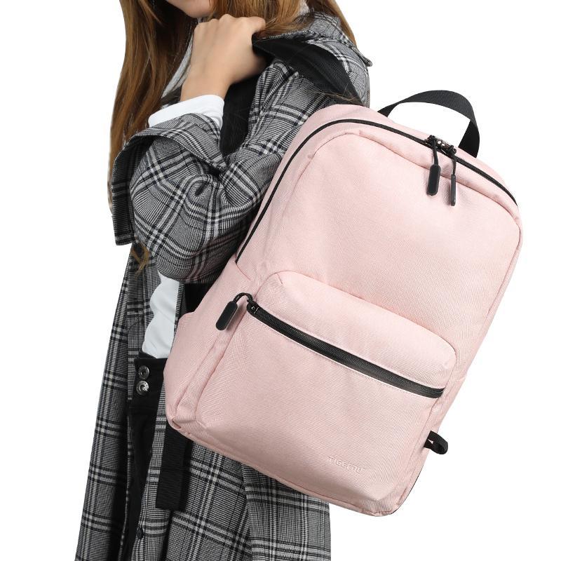 4def43b3dc04 Tigernu New Antifouling College School Backpacks Fit for 14 inch laptop  Fashion Female Bookbag Bag Mochila for Girls Women