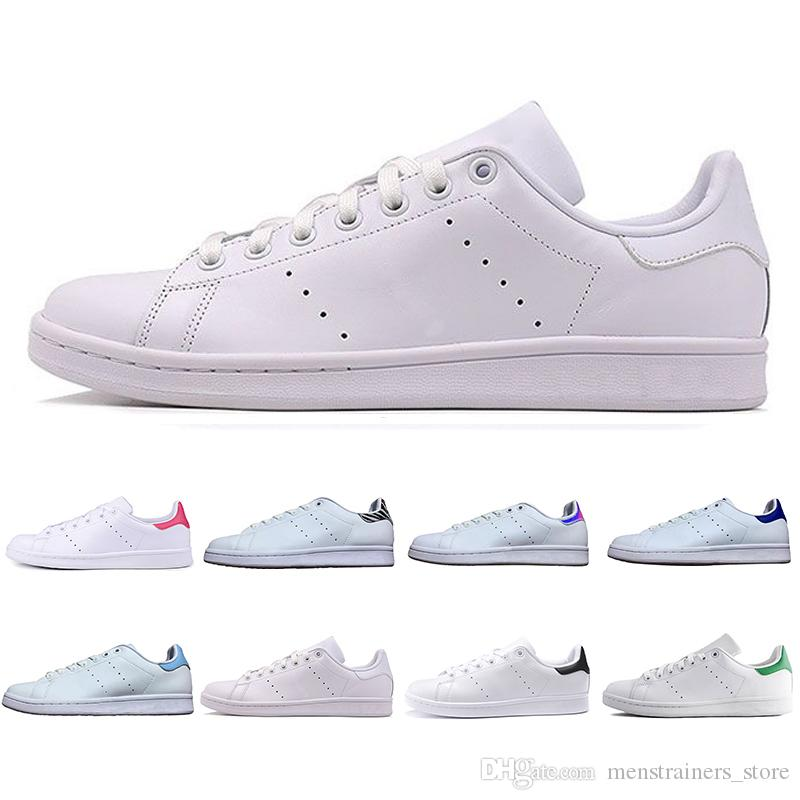 2019 top sale stan smith classic men woemn casual shoes smiths
