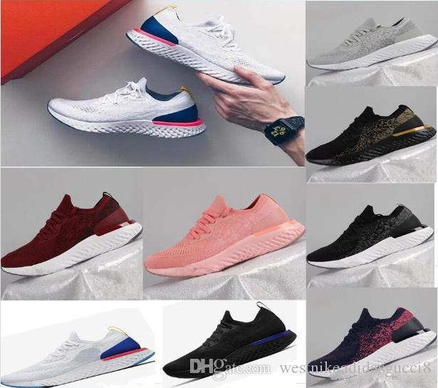 d059015cd0fc Epic React Instant Go Fly Men Women Shoes Causal Mesh Breathable Designer  Casual Shoes 36 45 Buy Shoes Online Slip On Shoes From  Westnikeadidasgucci8