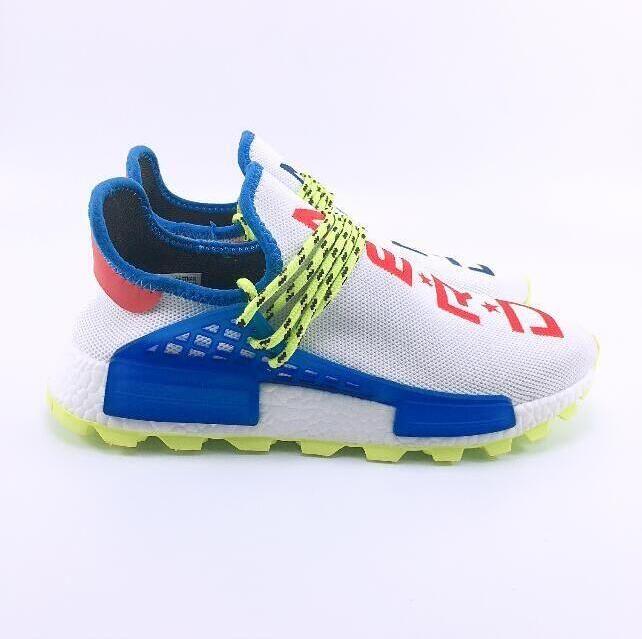 f3cb0b452 Casual Fashion Designer Shoes Pharrell Williams Solarhu Human Race ...
