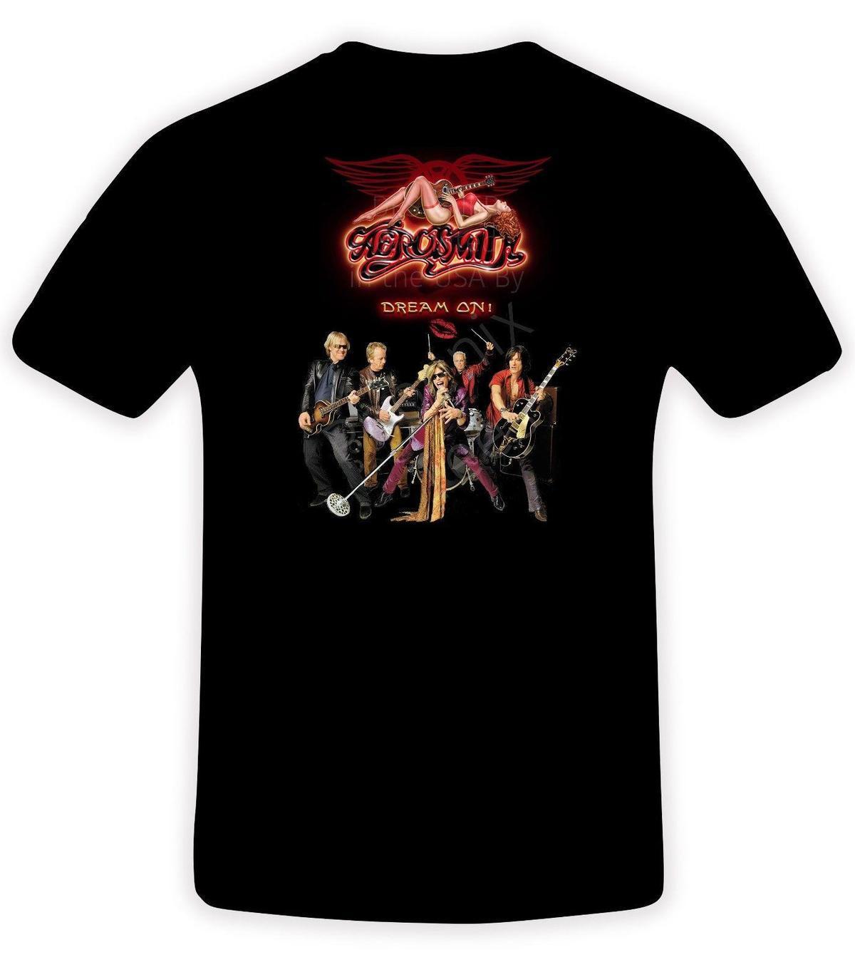 51e09ddc3ba Dream On T Shirt