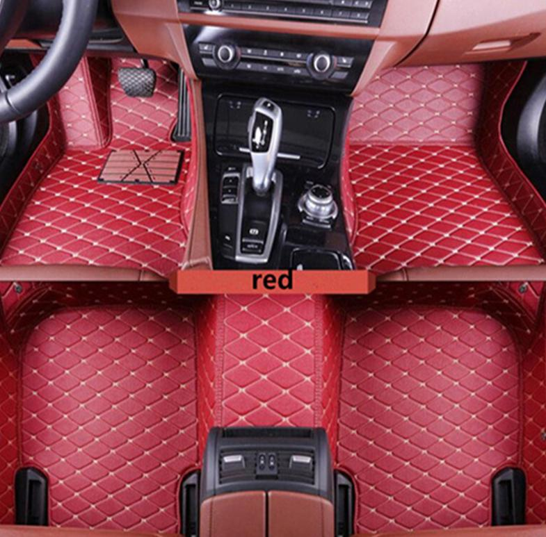 Volkswagen Scirocco 2009-2017 non-slip waterproof interior pad  environmentally friendly tasteless non-toxic car mat