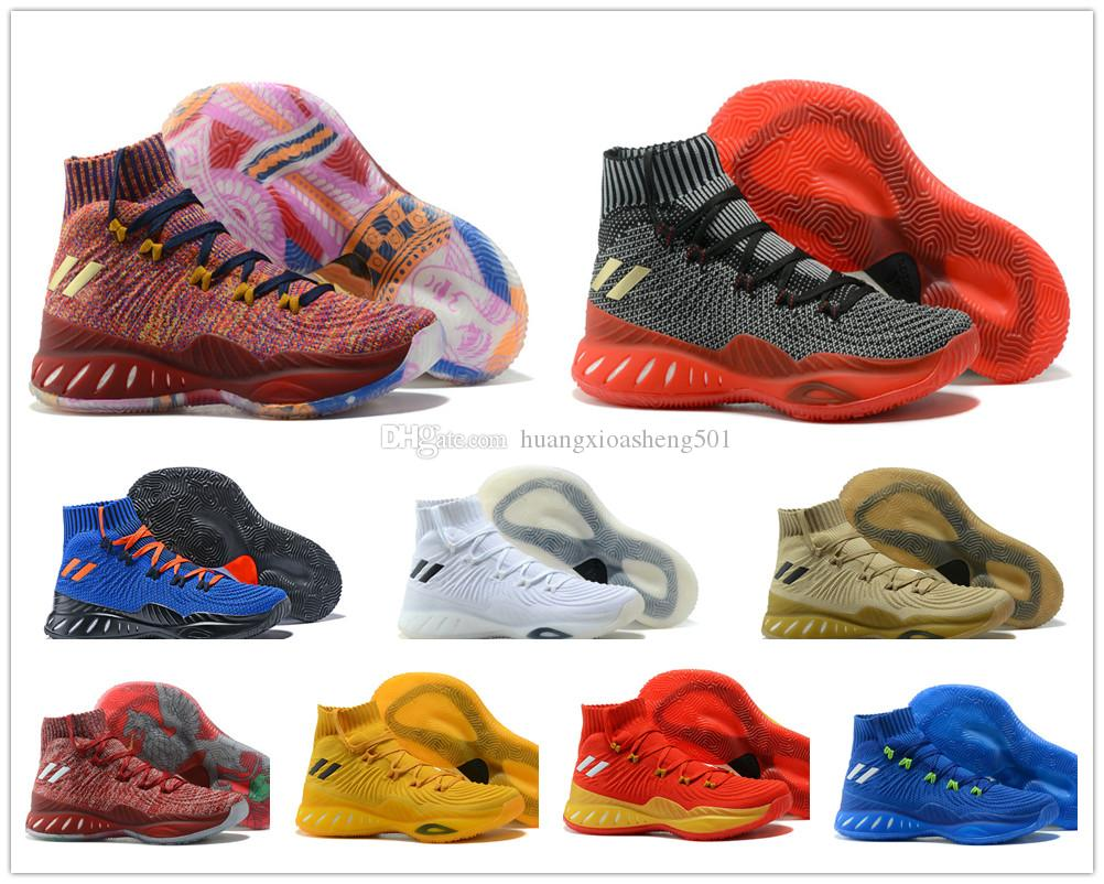 fa3a3b58a44 2019 Newest Color 2018 Crazy Explosive 2018 Andrew Wiggins Basketball Shoes  For High Quality Mens Socks Sports Training Sneakers Size 7 12 From ...