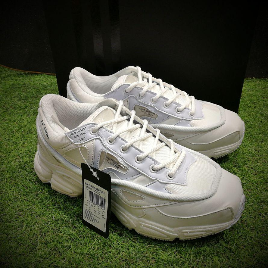 03 Vente en gros - Chaussures Raf Simons x Sneakers Femme, Consortium Homme Ozweego 2 Outdoor Casual 5-11