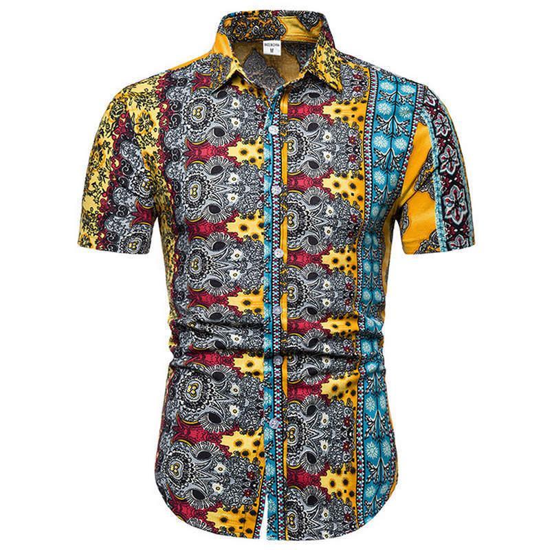 Mutter & Kinder 2018 Neue Polo Shirt Männer Sommer Kurzarm Drehen Unten Kragen Gestreiften Polos Größe M Zu 4xl Asiatische Größe