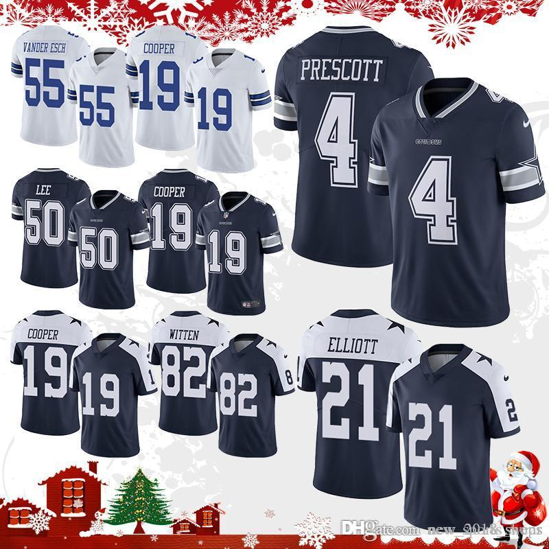 official photos cea52 284b8 dez bryant 88 Cowboys Dallas Jersey 4 Dak Prescott football jerseys 21  Ezekiel Elliott 50 Sean Lee 82 Jason Witte 11 Cole Beasley 55 Eschtop