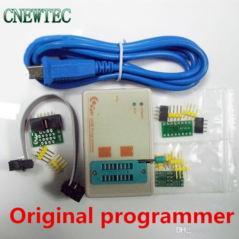 Freeshipping official version better than EZP2010 EZP2013 high-speed USB  SPI Programmer 24 25 93 EEPROM 25 flash bios WIN7 WIN8 VISTA