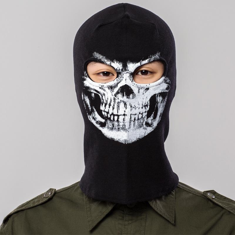 Winter Warm Outdoor Reiten Sport multifunktions Atmungsaktive Sonnencreme Kapuze Hochwertige Maske Männer und Frauen Radfahren Gesichtsmaske