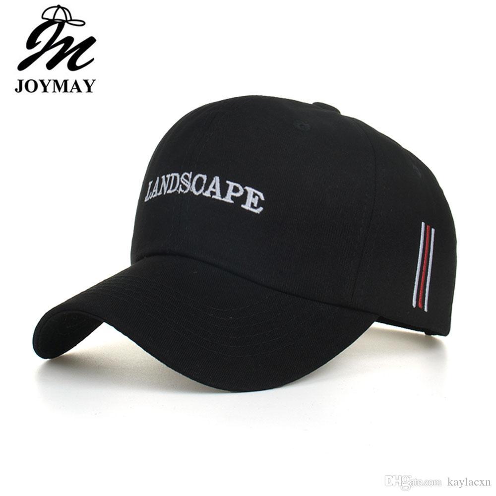 09b001527d32d8 Joymay Brand Baseball Caps for Men Women 2019 New Spring Fashion ...