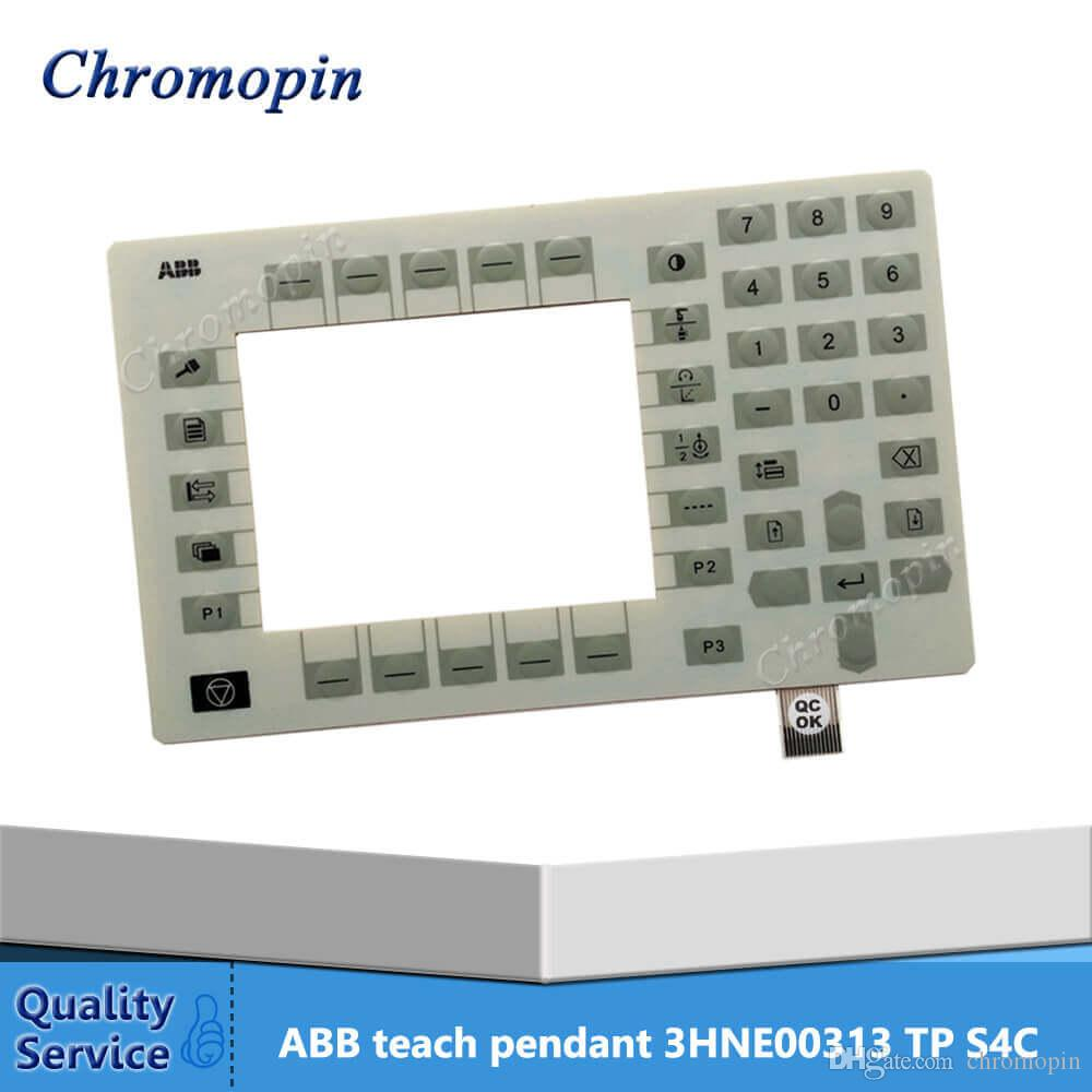 ABB 3HNE00313 TP 3HNE00313-1 S4C S4C New HMI PLC touch screen panel  touchscreen And Membrane Keypad