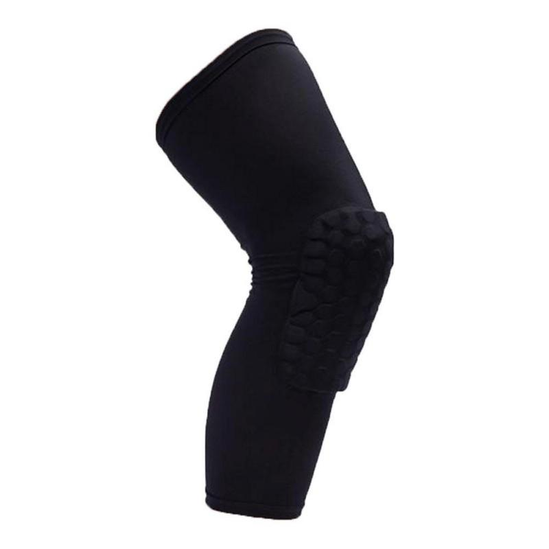 Sports Accessories 1piece Sports Honeycomb Basketball Elbow Pads Volleyball Training Elbow Support Guards Arm Warmers Fitness Arm Sleeves A Great Variety Of Goods Elbow & Knee Pads