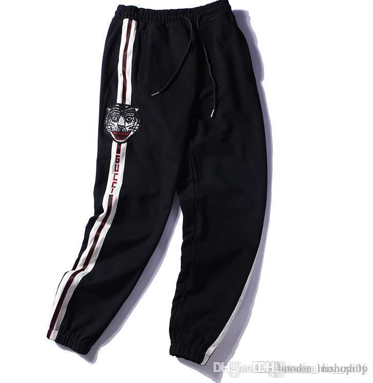 d9a3f1585d28d Men s Casual Sweat Pants Jogger Harem Trousers Slacks Mens Joggers Pants  Slim Fit Pants Men Sweatpants Online with  34.44 Piece on Lishuai06 s Store  ...