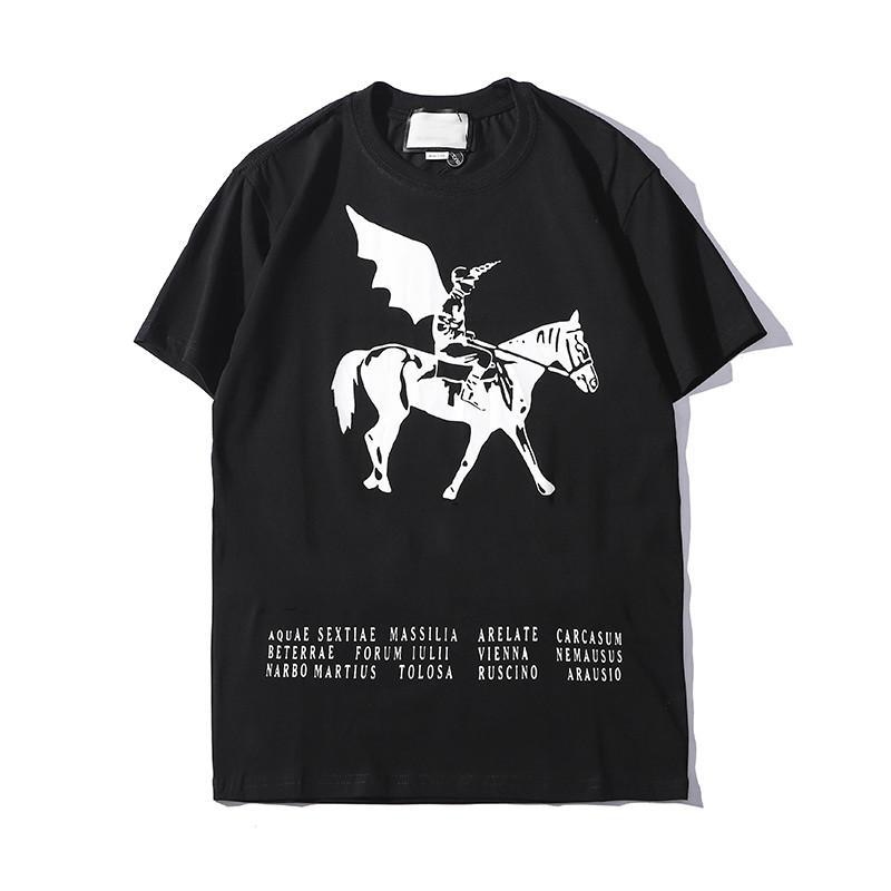 41a04b3d27e 2019 Summer Designer T Shirts Men And Women Tops Brand T Shirt Mens ...