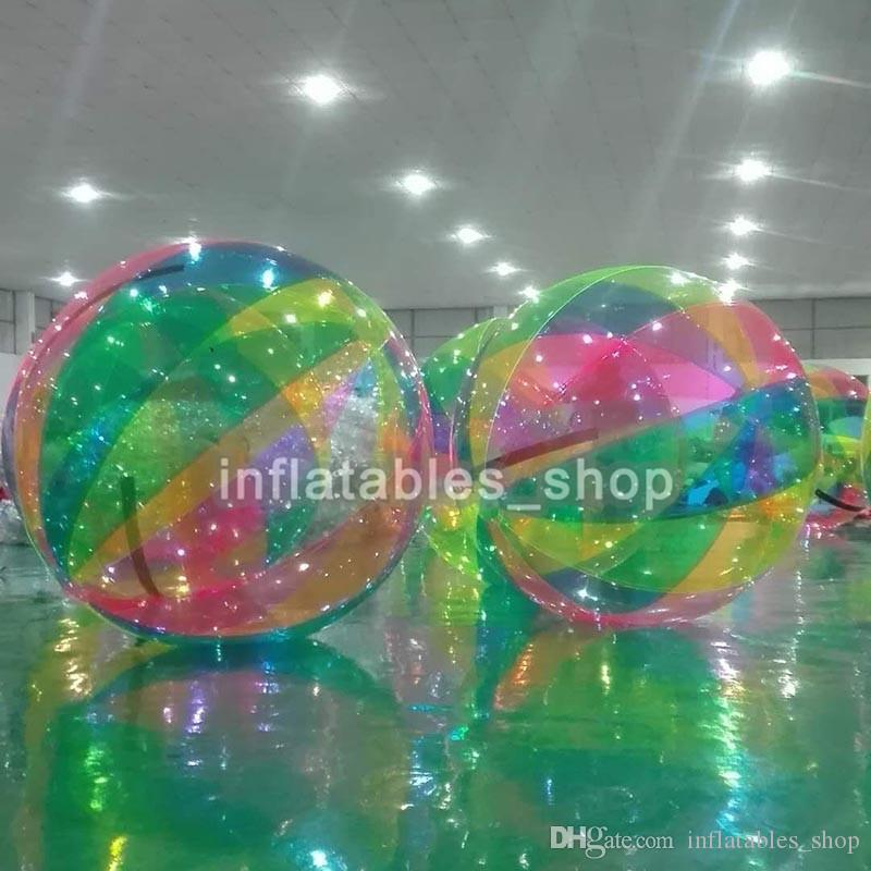 free shipping inflatable water balloons,water rollers,inflatable pool and water walking ball Inflatable Recreation 1.3-2M ballet dance ball