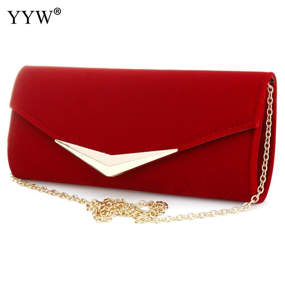 92dbe5eba2 Designer Clutch Bag Red Party Bag For Women Brand Luxury Blue Evening Bags  Women S Baguette Handbags Chain Crossbody Shoulder Bags Ladies Purse  Leather ...