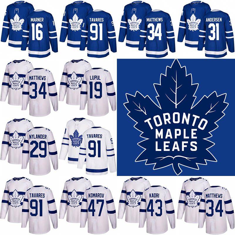 Acheter Maple Leafs De Toronto 91 Tavares 16 Mitch Marner