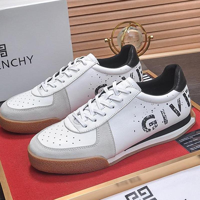 cadc8bec17c05 Compre Ocio Calzado Deportivo Para Hombres Casual Lujoso Zapatillas ...