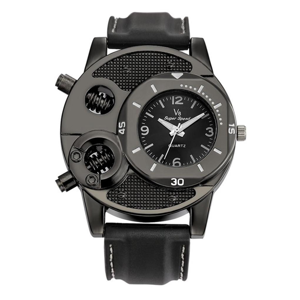 vendible ofertas exclusivas calidad superior Hombres Correa de silicona ajustable Relojes de pulsera Hombre Niño  Deportes Cuarzo Relojes Clásicos Reloj de pulsera Reloj Temporizador