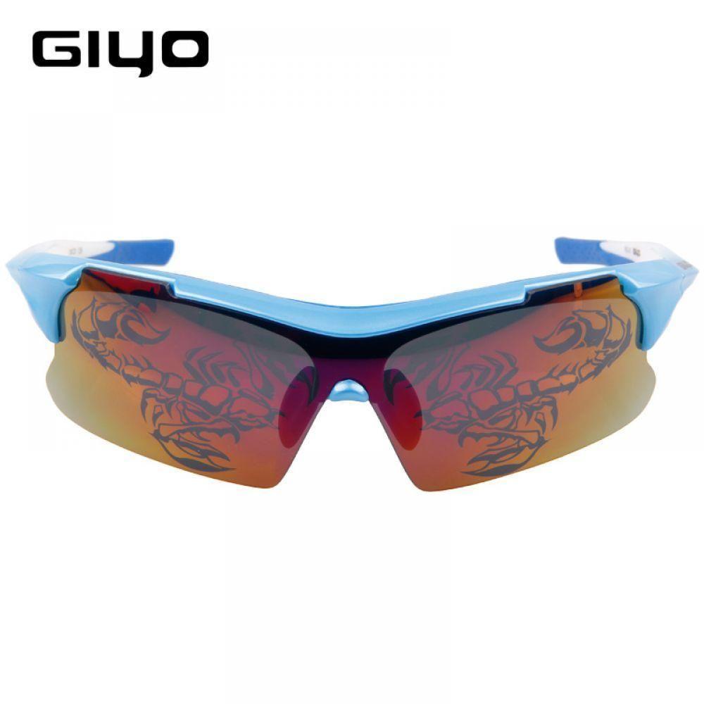 3c5e4a452c GIYO 2019 Gafas Polarizadas De Ciclismo UV400 Protección De La Lente MTB  Bicicleta De Carretera Deporte Gafas De Sol Para Bicicletas Al Aire Libre  Gafas ...