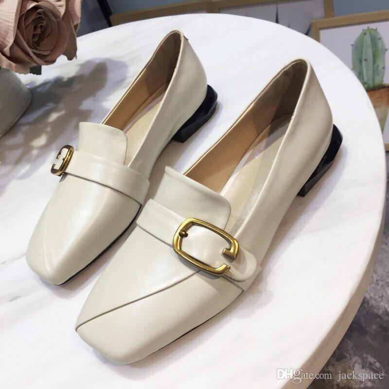 1137834b4f67b British Style Classic Loafers Shoes Brand Luxury Leather Off-the ...