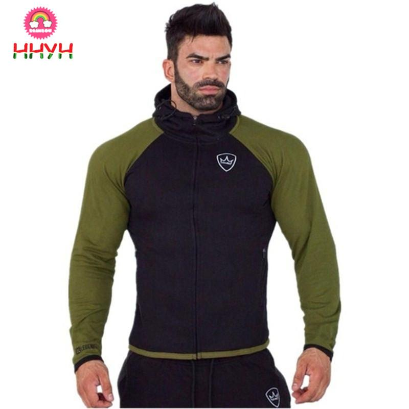 a4bd9e4899c Sports Jacket Men Hoodies Sweatshirts Fashion New Brand Clothing Top ...