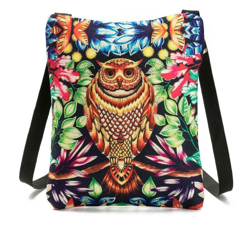 Cheap Fashion2019 New Cute Owl Shoulder Bag Purse Handbag Women Messenger  Bags FOR Summer Girls Cartoon With Crossbody Phone Bag Owl Bag Rosetti  Handbags ... 3f9623f220