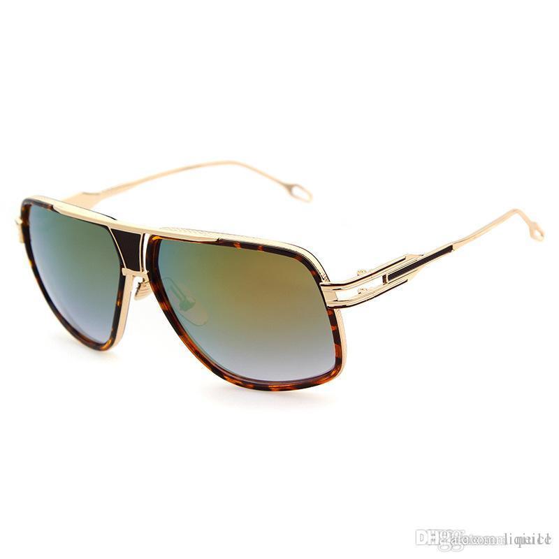 7f553af16c7b 2017 New Arriva DITA Grandmaster Five Style Sunglasses Men Women ...