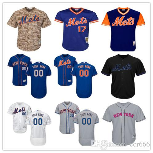921966369 Custom Men s Women Youth New York Mets Jersey  00 Any Your Name And ...
