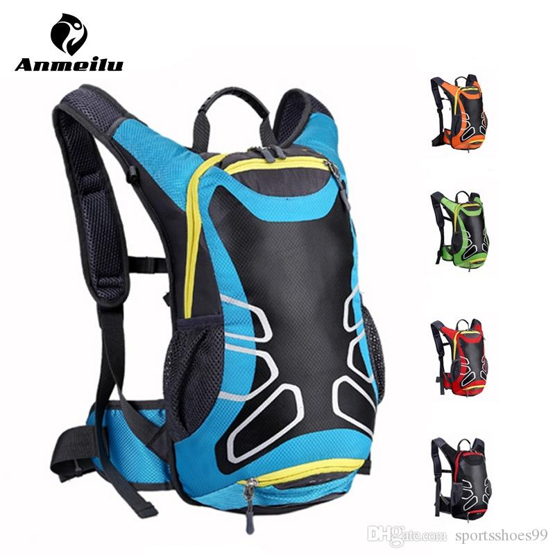 0f2aa53ad1b 2019 ANMEILU Brand Outdoor Bicycle Hiking Backpacks Waterproof MTB Road Mountain  Bike Water Bags Climbing Cycling Backpack Rain Cover #108870 From ...