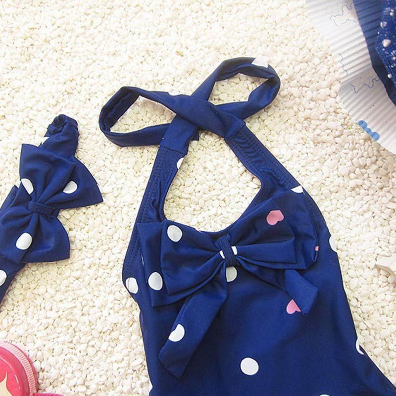 * 2018 Novo Bebê Meninas Ternos de Natação Ensolarado Eva Menina Swimsuit Crianças Swimwear Beachwear Trajes de Uma Peça de Banho com Headband