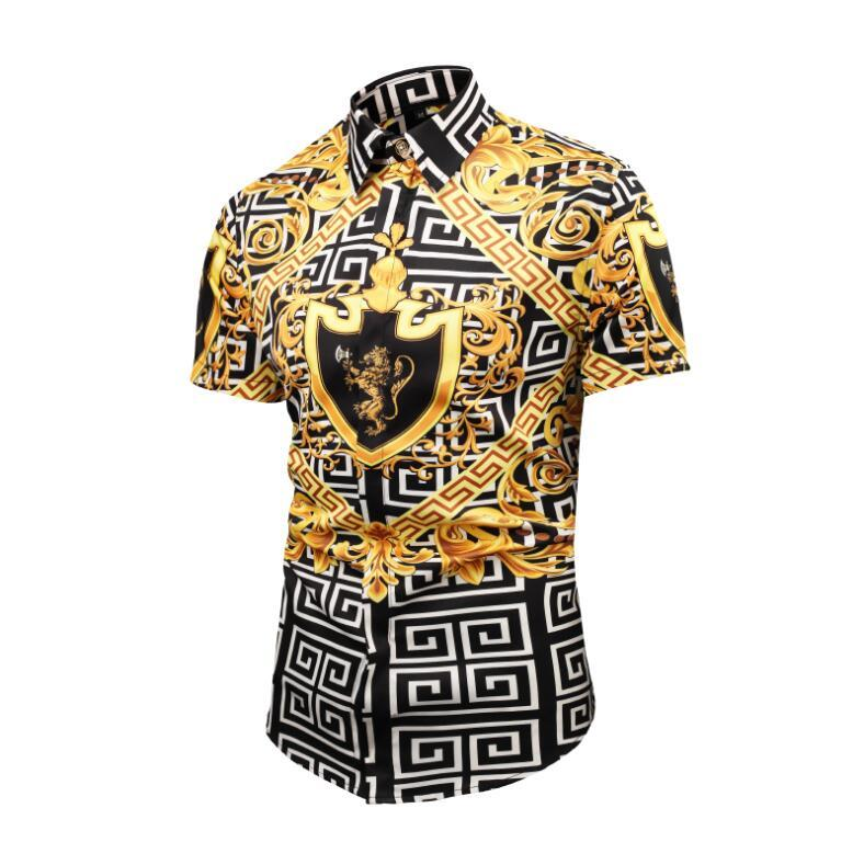 3aa7d765c 2019 Summer Versace Top Design Vintage T Shirt Square Collar Cotton Clothes  Very Perfect High Quality Print Top Funny Tees Funny T Shirts For Women  From ...
