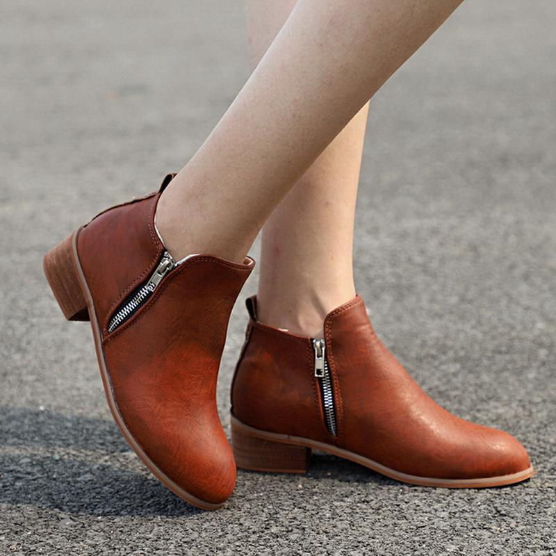 e3554baff34 SHUJIN Ladies Chaussure Women Spring Shoes Woman Zapatos Mujer ...