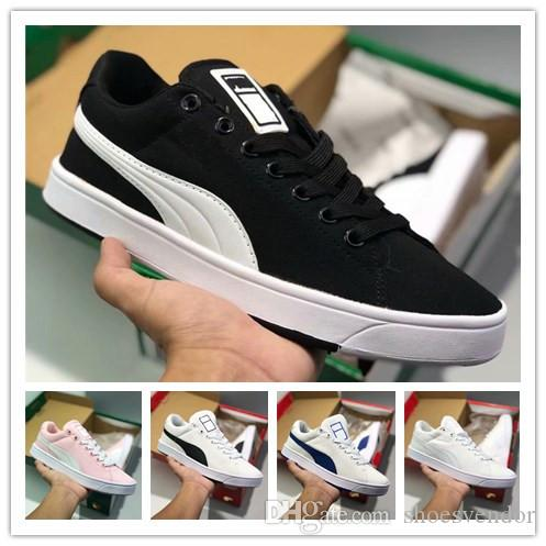 uk availability 636fa e29c2 Brand Mens Designer Sneakers Pumas SUEDE S Campus Luxury Fashion easy  matching hiking jogging womens running shoes sports shoes trainers hot