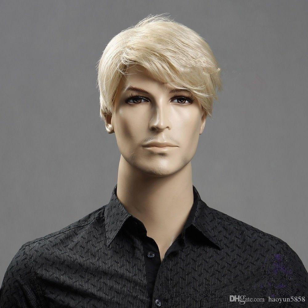 2e59164a6 Brown Gary Mixed Wavy Women Fashion Short Light Blonde Straight Hair Wig  Harajuku Cosplay Wig 32760145548 Celebrity Style Wigs Nice Wigs From  Haoyun5858, ...