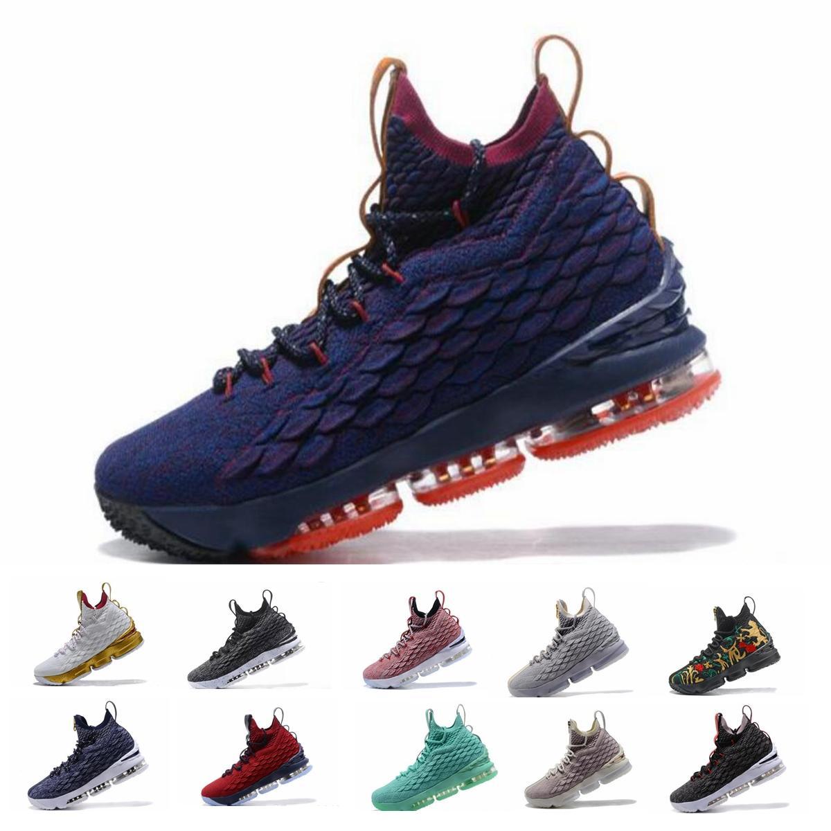 LeBron 15 Basketball Shoe in 2019 | Adidas basketball shoes
