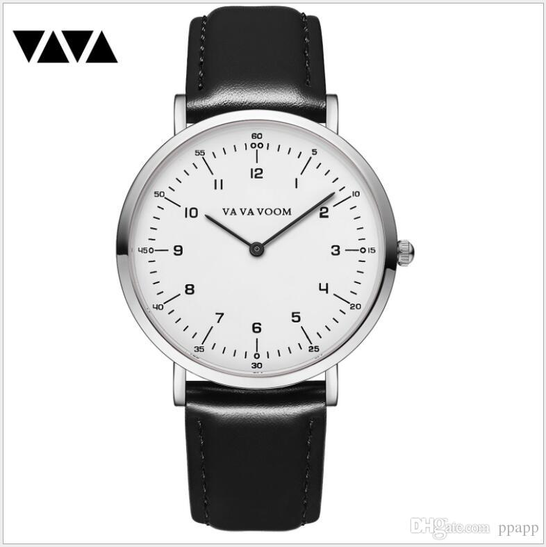e3ba5cb6442 Compre Homens Relógios De Luxo Da Marca Multi Função Mens Esporte Relógio  De Quartzo À Prova D  Água Cinto De Nylon Negócio Relógio De Pulso Relógio  De ...