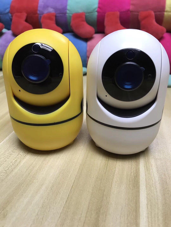 Auto Tracking 1080P APP Wireless Mini IP PTZ Camera Surveillance Camera  Wifi Night Vision CCTV Camera Baby Monitor