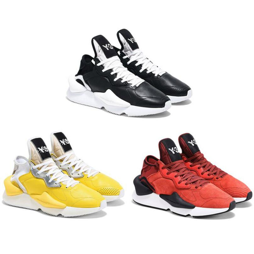 2019Newest Men Casual Shoe Y3 Kaiwa Chunky Running Shoes Y-3 Kaiwa Chunky Sports Sneakers Training Casual Shoes 30