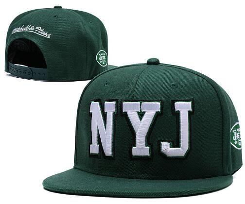 88e7d078 2019 fashion New York cap NYJ Baseball Snapback Strapback All Team Football  Snap Back Hat Womens Mens Caps Hip Hop Cheap Sports Hats 00