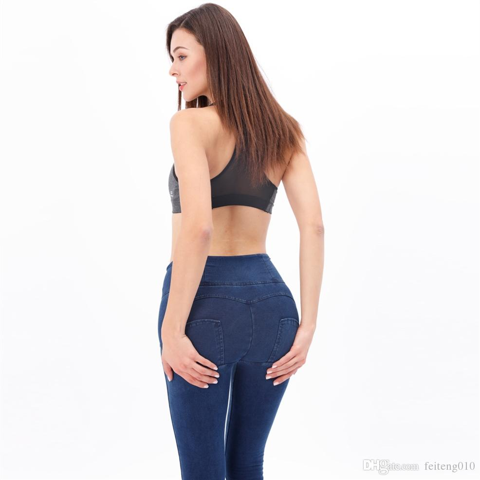 3b11a53da6 2019 Melody Womens Leggings Push Up Butt Lifting Skinny High Waisted  Compression Workout Pants Leggins Yoga 2019 In Stock Forever #826108 From  Feiteng010, ...