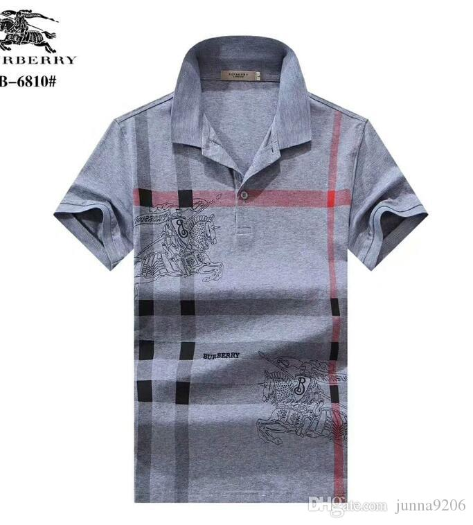 19a6c2397 NEWEST 19ss Italy Polo Shirt Brand T Shirts Mens Casual Polos with ...